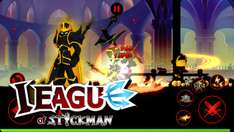 Google Play: League of Stickman a $1
