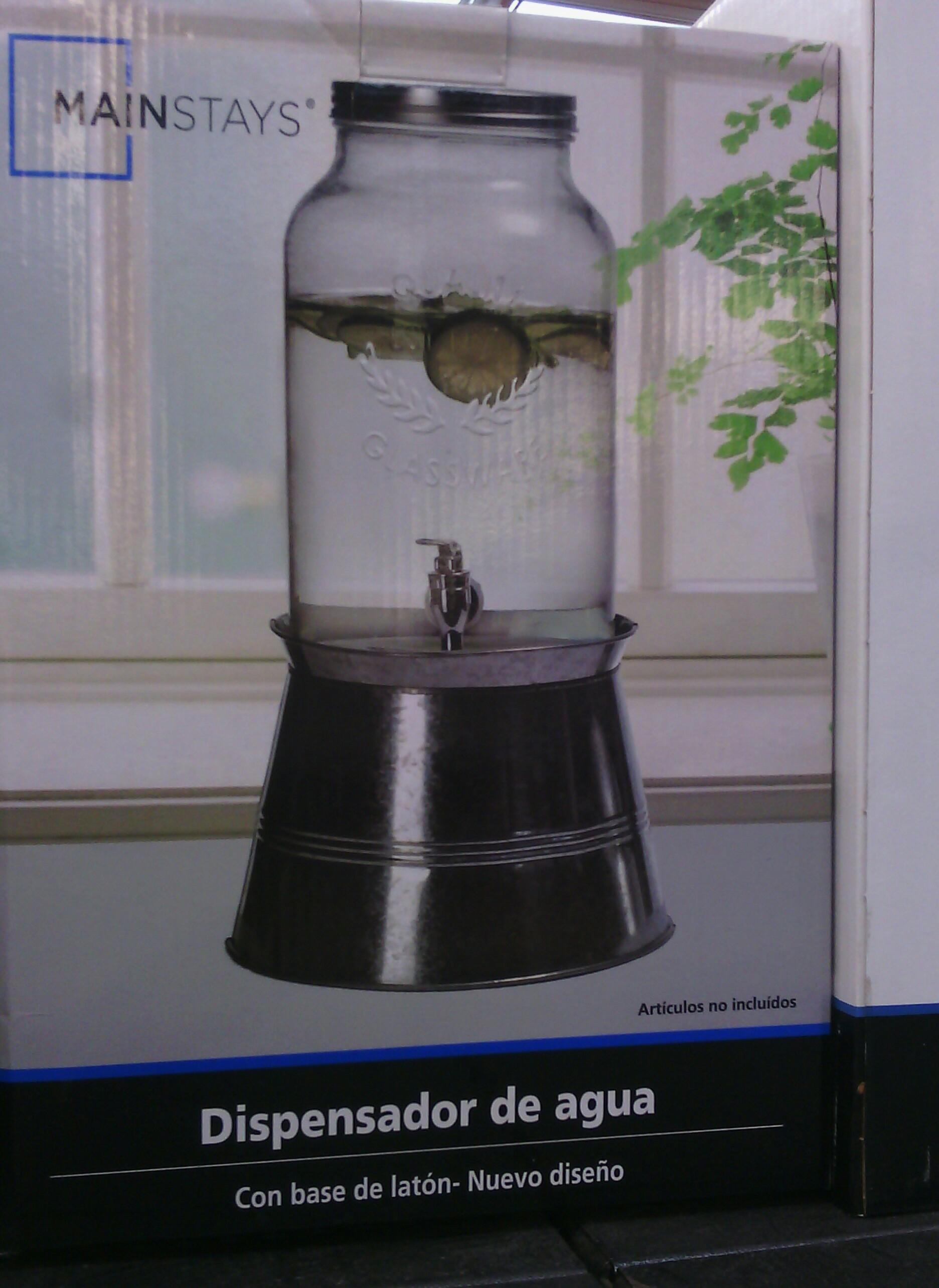 Walmart 57 San Luis Potosí: dispensador de agua con base de laton a $45.01, set de Fondue a $42.01