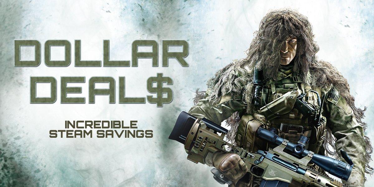 BundleStars: Dollar Deal$,  varios títulos a $1 USD