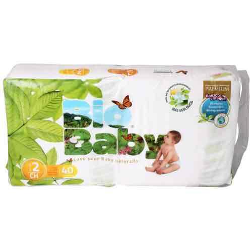 Chedraui México Tenayuca: 40 pañales bio Baby et 2 a  $5.65
