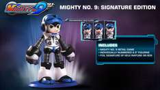 Amazon: Mighty No. 9 Signature Edition (PS4)