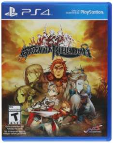 Amazon: Grand Kingdom para PS4