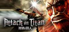 Steam: Attack on Titan Wings of Freedom en OFERTA por estreno