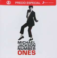 Amazon: CD Number Ones de Michael Jackson a $49