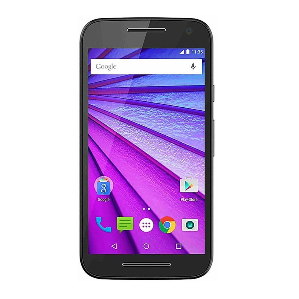 Walmart: Smartphone Motorola Moto G 3ra Generación 16 GB Negro 4G LTE Desbloqueado