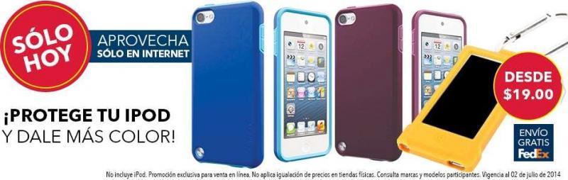 Best Buy: liquidación accesorios iPod $19, fuente de chocolate $129 (de $699) y más