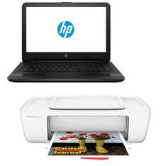 Elektra: HP Laptop 14 AMD 14-AN007LA C/IMP1115 + Impresora HP Deskjet Ink Advantage