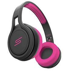 Amazon MX: Street By 50 Wired On-Ear Sport (rosa con negro)