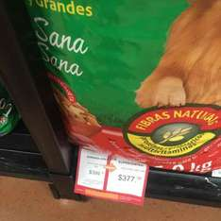 Walmart Azcapotzalco: alimento dog chow razas medianas grandes de 15 kilos a 377