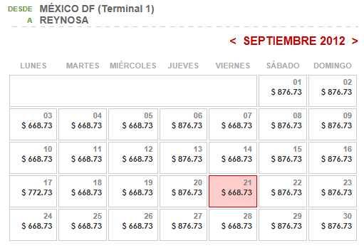 Vivaaerobus: destinos seleccionados desde $600 sencillo