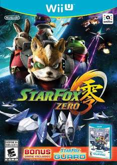Amazon México: Star Fox Zero + Star Fox Guard - Wii U - Standard Edition