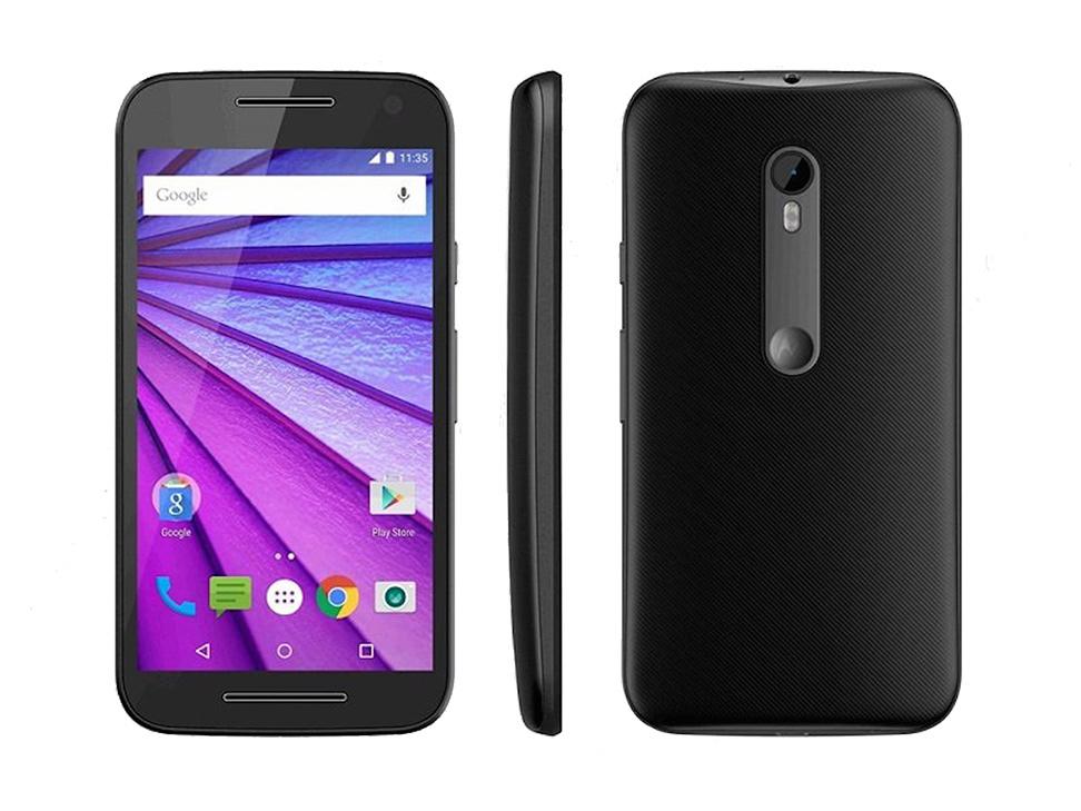 Liverpool en línea: Motorola Moto G 3ra a $2,399