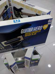 Gamers: Guitarra Guitar Hero Live para PS4 y WII U