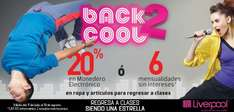 Liverpool: venta back 2 cool