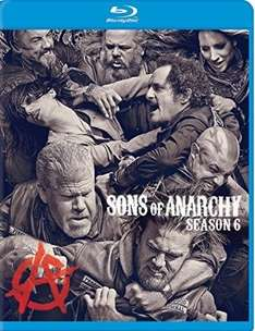 Amazon: Sons of Anarchy: Season 6 a $378