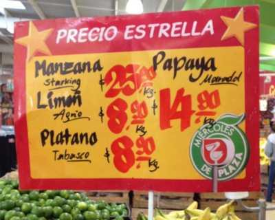 Miércoles de Plaza en La Comer: mango paraíso $3 el kilo y más