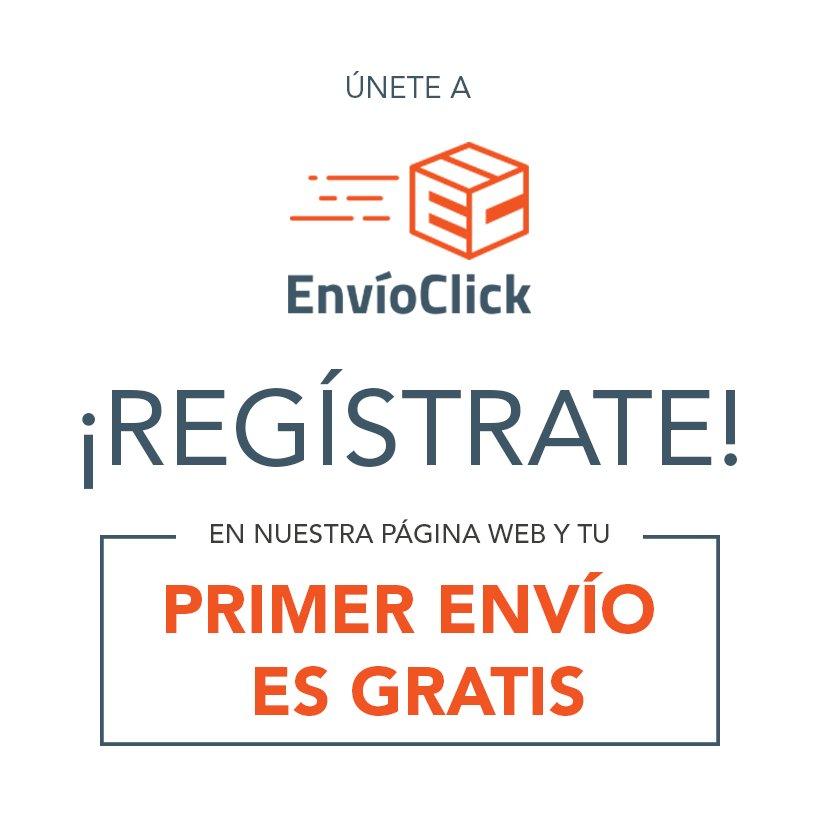 EnvioClick: Envíos GRATIS nacionales de hasta $250 con Cupón