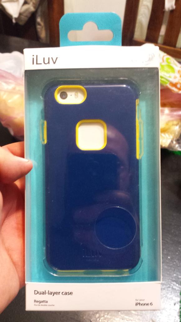 Office Depot: Fundas iLuv para iPhone 6 y 6S a solo $49 pesos