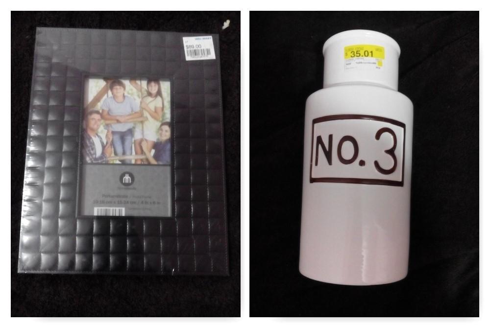 Walmart: Portarretrato $ 14.01 y Florero Vintage $ 35.01