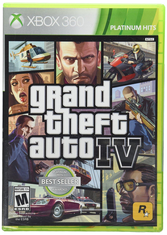 Amazon: GTA IV para xbox 360
