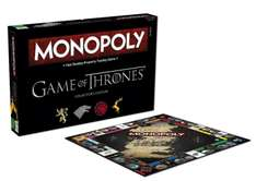 Amazon: Monopoly Game of Thrones Edición de colección