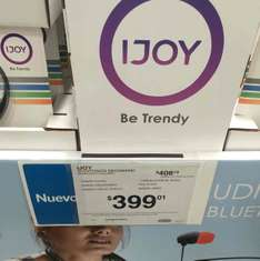 Sam's club patio Guaymas: Audífonos Bluetooth Ijoy