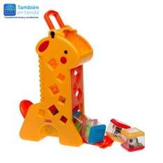 Walmart: Jirafa fisher price a $199