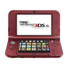 Amazon: New Nintendo 3DS XL con descuento y MSI