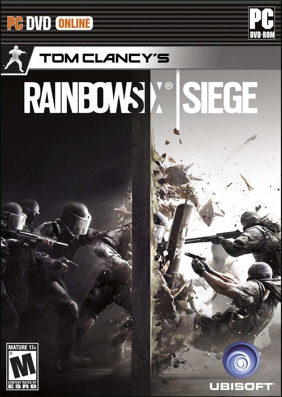 Amazon: Tom Clancy's Rainbow Six Siege para Xbox One a $409, para PC a $431 y para PS4 a $469