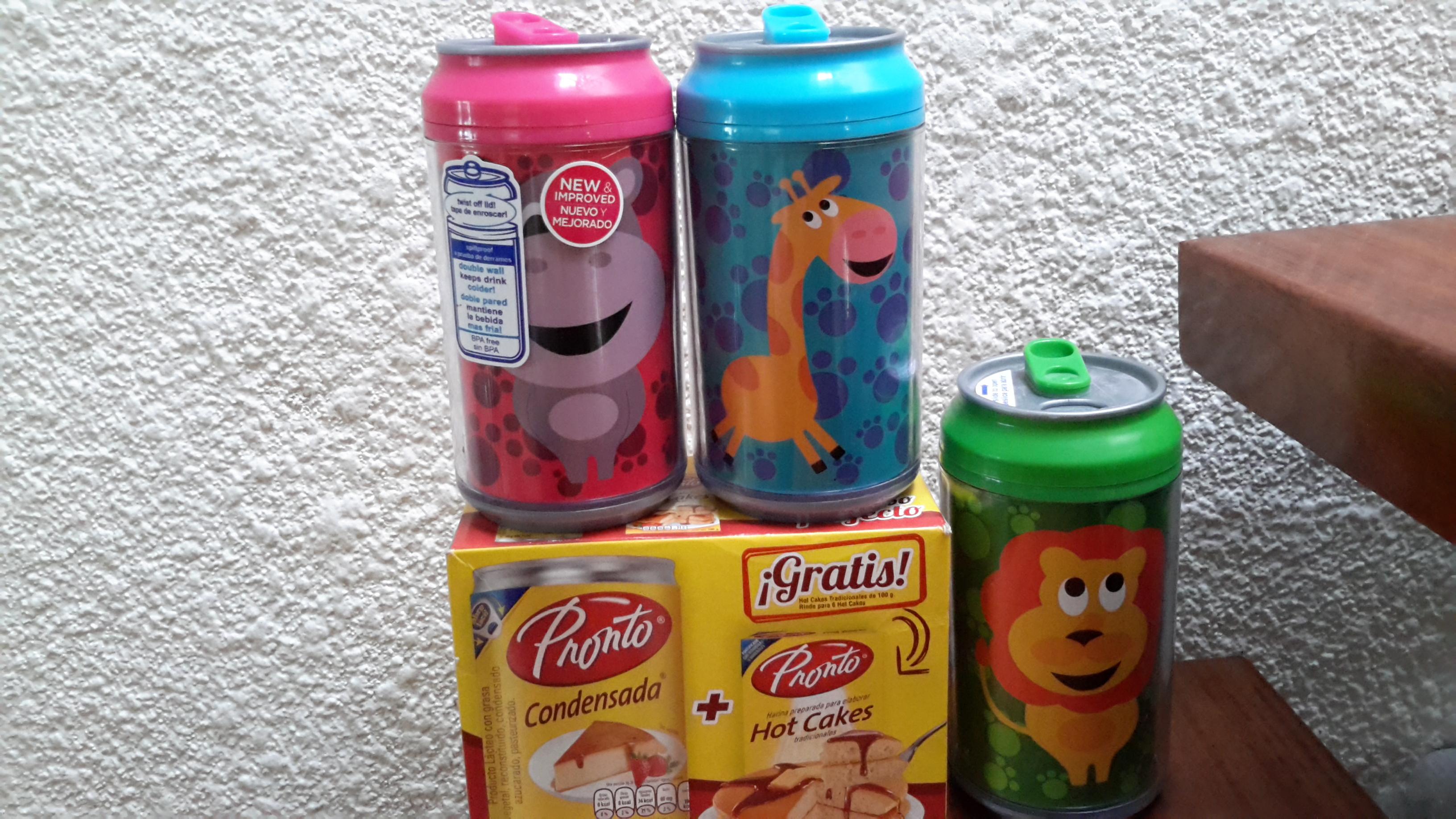 Walmart Nichupte Cancún: Latas Kids Cool Gear a $16.01 y Paquete Pronto a $6.02