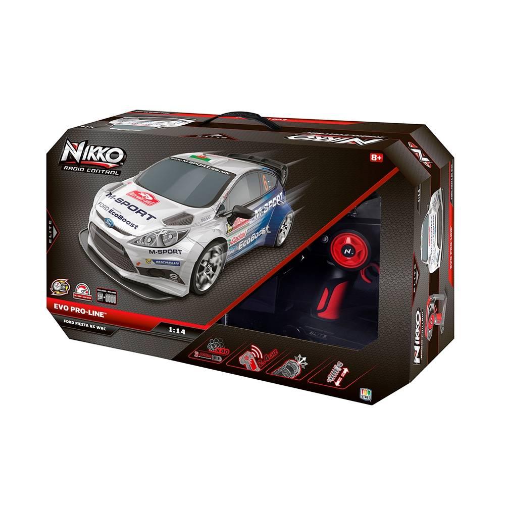 Walmart en linea: Vehículo de Radio Control Nikko Ford Fiesta RS