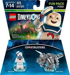 Amazon: LEGO Dimensions: Fun Pack Muñeco de Malvavisco