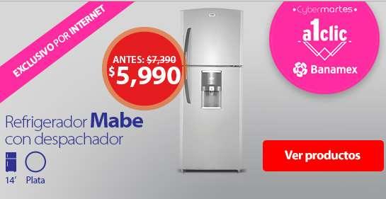 Walmart Cybermartes Banamex: bonificación de $600 en compras de $5,000 + 18 MSI