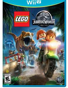 Amazon: Lego Jurassic World para Wii U