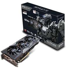 Amazon: tarjeta de video Sapphire R9 Fury Nitro