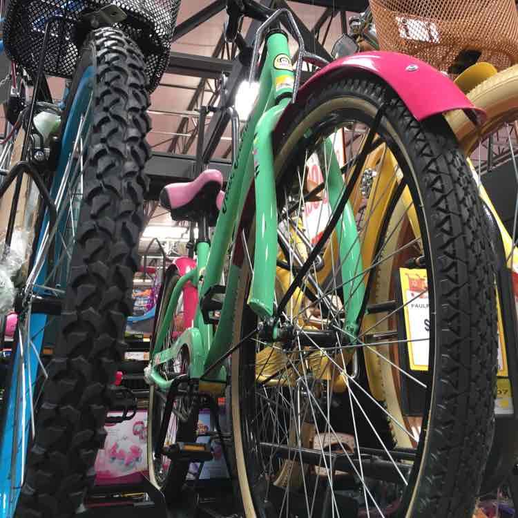 Walmart: bicicleta estilo vintage