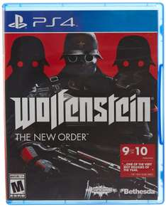Amazon: Wolfenstein The New Order PS4 a $370.58