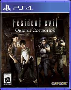 Amazon: Resident Evil Origins Collections