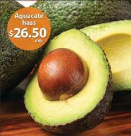 Ofertas de frutas y verduras en Chedraui julio 1 y 2