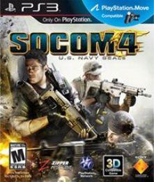 Sears: SOCOM 4 para PS3 $99
