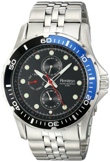 Amazon: Reloj Armitron con Subdiales, Reloj Casio y Reloj Invicta