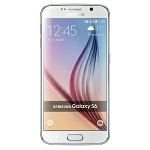 Elektra: Samsung Galaxy S6 A 32 GB Refurbished - Blanco+ 12MSI con banamex