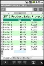 OfficeSuite Pro 6 para Android a 1 dólar (regular 15 dólares)