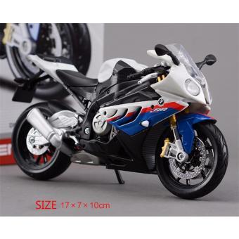 Linio: Motocicleta a escala BMW S1000 RR Infantil de Bateria 12 V