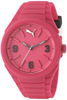 AMAZON: Reloj PUMA Unisex PU103592006 Reloj Gummy Pop-Color