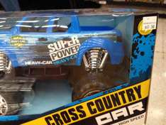Chedraui: Juguete Cross country Car a $61.50