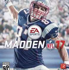 Amazon: Madden 17 para PS4