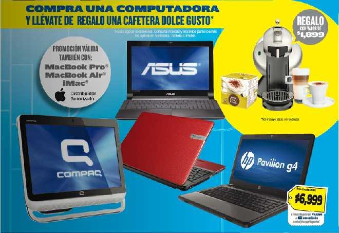 Folleto Best Buy junio 20: caftera Dolce Gusto gusto comprando computadora y más