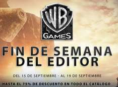 Steam: Warner Bros y Aspyr Sales - Descuento hasta del 75% en juegos como Batman, Mad Max, Lego, Shadow of Mordor, Borderlands, Call of Duty, Star Wars