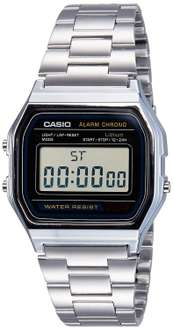 Amazon: Reloj casio A158WA-1R a $240